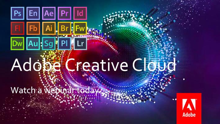 Adobe Creative Cloud 05/1/17