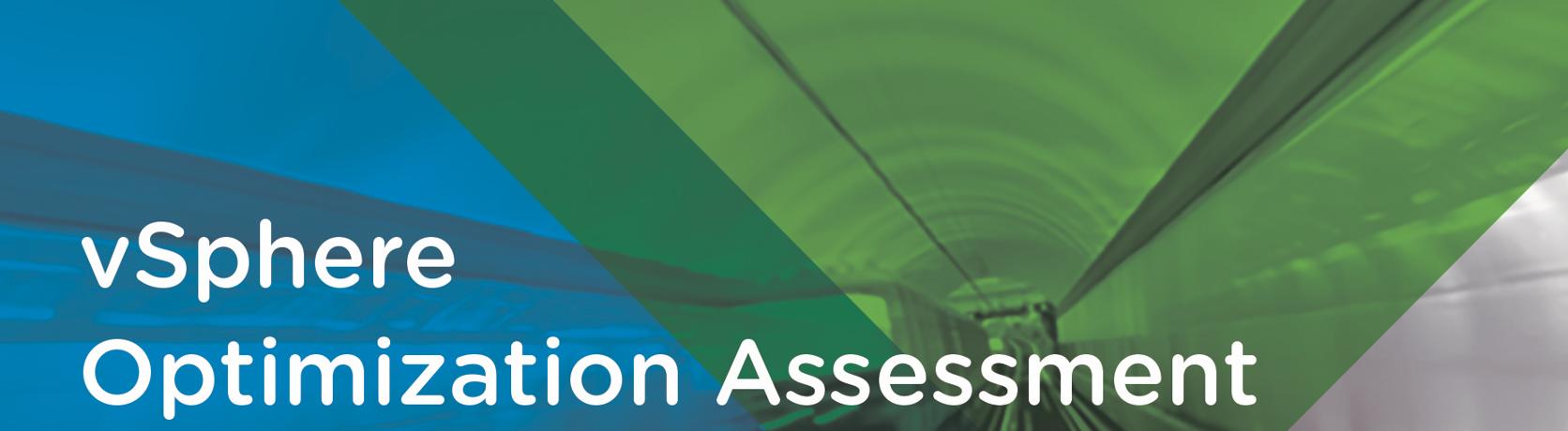 VMware vSphere Optimization Assessment 04.27.17